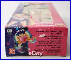 Very Rare Vintage 1992 Sailor Moon Sceptre Stick Luna Bandai New Sealed
