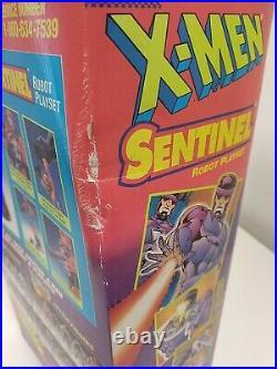Vintage 1994 Toy Biz X-Men Sentinel Playset FACTORY SEALED Rare