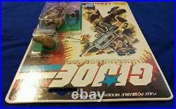 Vintage Hasbro 1985 Gi Joe Dustydesert Trooper Factory Sealed Arah Moc Rare Htf