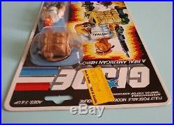 Vintage Hasbro Arah Gi Joe Outback 1987 Moc Factory Sealed Rare Exclusive Case