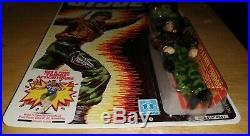 Vintage Hasbro Gi Joe 1986 General Hawk Moc Arah Misb Factory Sealed Rare 3.75