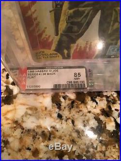 Vintage Hasbro Rare Gi Joe Flint Moc Afa New Factory Sealed Arah Only 1 On Ebay