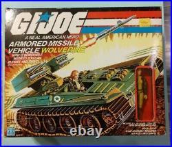 Vintage Hasbro1983 Gi Joe Wolverine Sealed Arah Misb Factory Sealed Super Rare