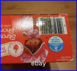 Vintage Kenner Party Pleaser Strawberry Shortcake NRFB RARE SEALED BOX