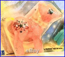 Vintage My Little Pony G1 Baby Starflower Sparkle Pony New Sealed MOC MIP Rare