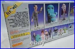 Vintage Pee Wee's PlayHouse PlaySet MIB Sealed Peewee Play Set Brand New RARE