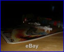 Vintage Rare Gi Joe Fast Draw 1986 Arah Misb Moc Factory Sealed Mip New L@@k