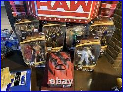 WWE Elite Figure Lot of 8 NEW Sealed Wrestling Mattel Collection RARE Wrestlers