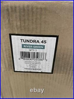 YETI Tundra 45 RIVER GREEN Cooler SEALED BOX RARE LAST ONE! All Gone