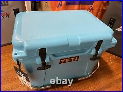 Yeti SEALED Box Roadie 20 Reef Blue Cooler Limited Edition NEW LAST ONE RARE